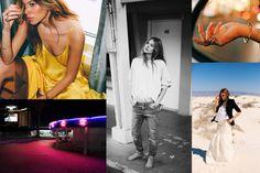 Momentaufnahmen von ihrer Reise durch die USA hat Maja Wyh für VOGUE Instagram dokumentiert. Die schönsten Motive der gebürtigen Düsseldorferin in der großen Roadtrip-Galerie.