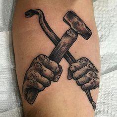 Tattoo by @mattitude #blackworkers #blackworkers_tattoo #tattoo #bw #blackwork #blacktattoo