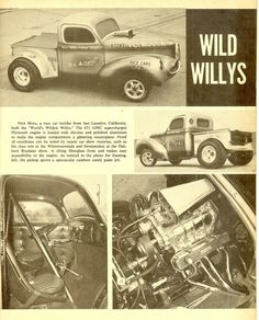 1941 Willys Pickup5aza Mura Bros
