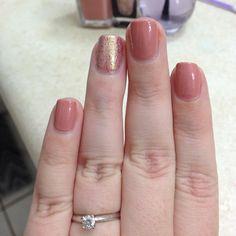 Valentine nails :) #valentinesday2014 #manicure #pink #julepmaven