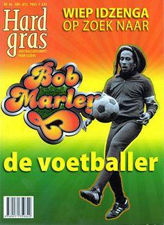 Wiep Idzenga - Hard Gras 84: Wiep Idzenga op zoek naar Bob Marley de voetballer