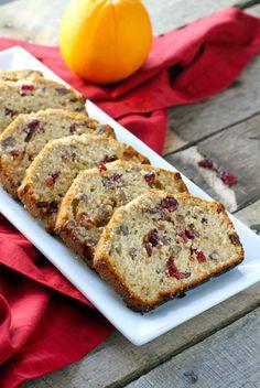 Orange Cranberry Bread