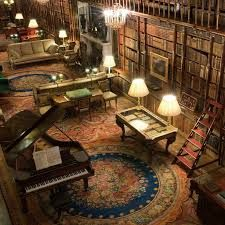 「piano library decoration」の画像検索結果