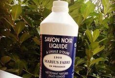 Quelles sont les utilisations du savon noir ?