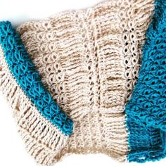 broomstick lace crochet cowl