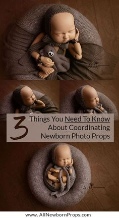 3 things you need to know about coordinating newborn photo props. Creating splendid newborn photography props setups can be easy with a few of our tips. Learn how to match props in an admirable set from the best examples Newborn Photo Ideas Girl & Boy Newborn Photography Setup, Baby Girl Photography, Photography Ideas, Urban Photography, Photography Business, Children Photography, Newborn Photo Props, Newborn Posing, Boy Newborn