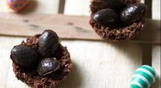 Barocco Choco Chocolate Nests with Sea Salt Caramel Eggs - Veganuary