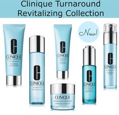 Clinique Turnaround Revitalizing Collection (review)