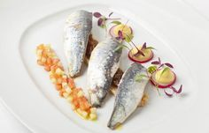 Sardines on toast by Adam Gray