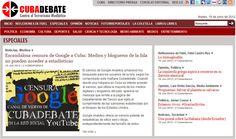 Medios cubanos denuncian que Google les ha bloqueado el servicio de 'Analytics'
