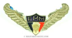 Parachute wings-Mexico(Army)