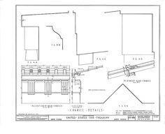 U. S. Custom House, 28 Wall Street, New York, New York County, NY HABS NY,31-NEYO,53- (sheet 15 of 15).tif