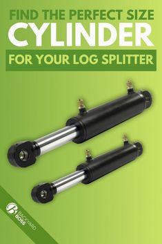 Your DIY log splitter project needs the proper hydraulic cylinder size to accommodate the wood you p Hydraulic Fluid, Hydraulic Cylinder, Hydraulic Pump, Firewood Processor, Working Games, Log Splitter, Kids Wood, Cool Diy Projects, How To Better Yourself