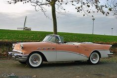 LaSalle Classic Cars | Collection | 1956 Buick Century 66C Convertible, € 45.000,-