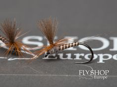 Choice of sizes 6 Pack Yellow Quill Buzzer Quill Buzzers Trout Flies