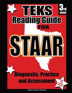 3rd Grade STAAR Reading
