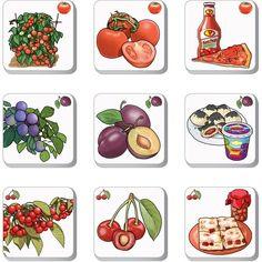 ovocie a zelenina Preschool Themes, Kindergarten Activities, Book Activities, Math For Kids, Crafts For Kids, Craft Kids, Vegetable Crafts, Sequencing Pictures, Fruit Benefits
