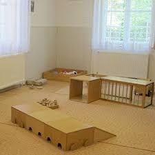 관련 이미지 Toddler Playroom, Toddler Rooms, Infant Room, Montessori Classroom, Montessori Toddler, Baby Gym, Homemade Toys, Play Spaces, Infant Activities