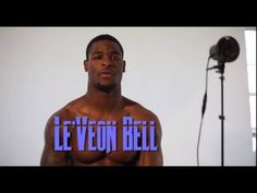 Le'Veon Bell, for peta2: Ink, Not Mink