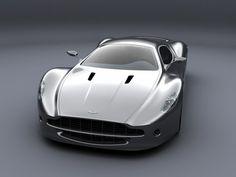 2008 Aston Martin AMV10 concept