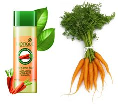 Carrot seed oil is a nourishing oil that helps retain a youthful and bright complexion. Antioxidants in this oil repair a lot of the damages done to your tissues by free radicals and stop them from doing further harm.   Use Bio #Carrot seed oil to keep your skin soft and supple, and younger-looking.