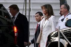 Melania Trump Calls on Both Sides to End Family Separation Echoing Presidents False Claim