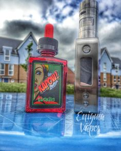 The guys and gals of @kapowvape have very kindly stocked me up so I've been thoroughly enjoying some Luckies this afternoon.  The sweet marshmallow combined with the biscuity cereal is just so indulgent it almost feels like it should have calories!! If yo