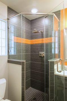 Ultra-Contemporary Bold Master Bathroom