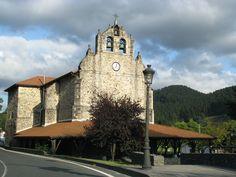 Churches in Basque Country - Spain