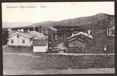 Atna. Atneosen Skydsstation. Alfarheim 226. St Atna -08.