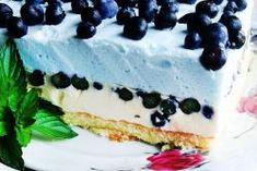 Wekowane ogórki na mizerię - Przepis - Kosą po patelni Something Sweet, Cheesecakes, Cake Cookies, Food And Drink, Yummy Food, Polish Food, Impreza, Tarts, Sweets