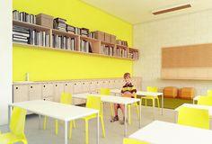 Szkoła Podstawowa Nr 80 - Piotr Żuraw Architekt