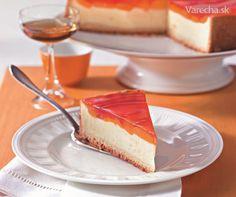 Jarná marhuľová torta - Recept