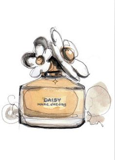 I think this is so cute, and beautifully done. Plus I love this perfume