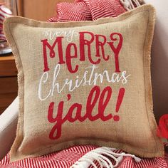 Burlap Christmas decorations are ideal for a Rustic Christmas decor or Farmhouse Christmas decor which is cozy & cute. Best Burlap Christmas ideas are here. Burlap Christmas Decorations, Diy Christmas Ornaments, Christmas Wreaths, Christmas Ideas, Holiday Ideas, Christmas Sewing, Christmas Pictures, Christmas Inspiration, Christmas 2019