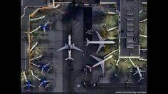 LAX Los Angeles airport   Jeffrey Milstein/REX FEATURES