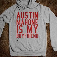 austin mahone merchandise   Austin Mahone - FanGirlSwag - Skreened T-shirts, Organic Shirts ...
