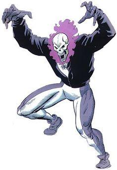 Atomic Skull (superman villain)