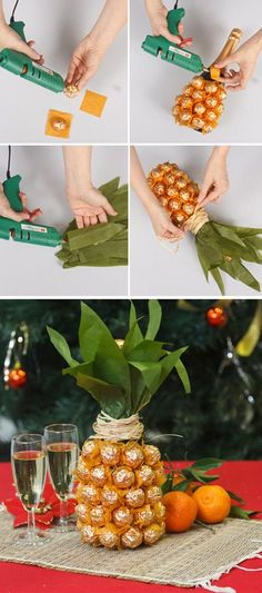 Lovely Pineapple Crafts You Will Love To Make