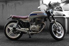 Honda CB 400 N CB 400 N 8