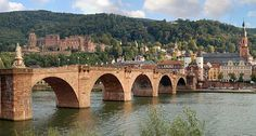 heidelburg, germany. Great tour of an old castle. Also the best Speghetti Ice EVER!!