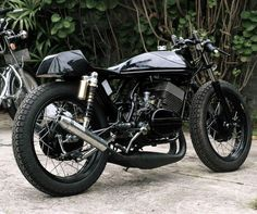 From:Return of the Cafe Racers  Yamaha RD250