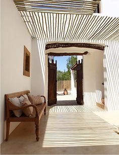 Ibiza style#shadow#sun