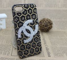 iphone 5 case   handmade  Python pattern case  Chanel by dnnayding, $34.99
