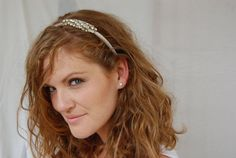 Custom Wedding Headbands