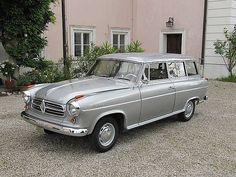 1962 Borgward Isabella Wagon