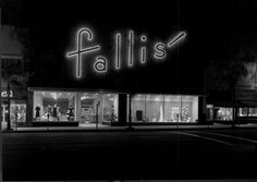 Fallis Department Store, Euclid Ave., Ontario, California 1960's Upland California, Ontario California, California History, California Dreamin', Photo Record, Rancho Cucamonga, Back In Time, Old Photos, Department Store
