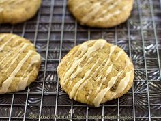 Kampot Pepper Iced Sugar Cookies by Bitter-Sweet-, via Flickr