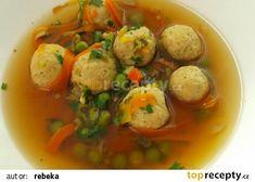 Drožďové knedlíčky recept - TopRecepty.cz Thai Red Curry, Potato Salad, Potatoes, Ethnic Recipes, Potato