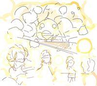 2013/3/31 「4半世紀記念への何か予言はあるのか?」 新曲B『中2病の神ドロシー』@恵比寿LIQUIDROOM
